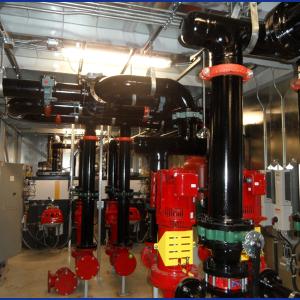 Boiler Room-Mechanical Room Unit